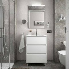 Arenys Floor Standing 3 Drawer Vanity with Basin