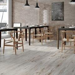 Hampton Rectified Porcelain Floor Tile 20x120 cm