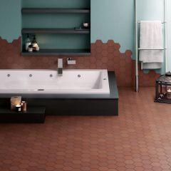 Kromatika Porcelain Floor & Wall Tile 12.6x11cm