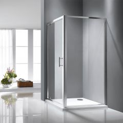 Rosery 6mm Pivot Shower Door