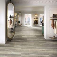 Navora Rectified Polished Porcelain Floor Tile 20x120cm