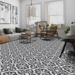Lancaster Porcelain Floor & Wall Tile 45x45cm