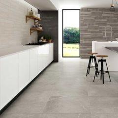Nival Marble Matt Porcelain Floor & Wall Tile