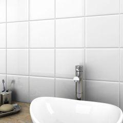 Heritage Holborn Double Glass Shelf