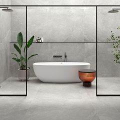Storm Rectified Porcelain Floor & Wall Tile