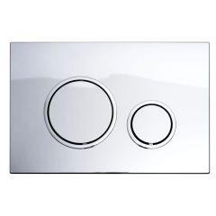 Fluidmaster T Series Round ABS Flush Plate