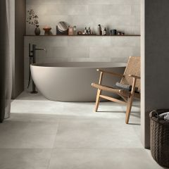 Clay Rectified Porcelain Floor & Wall Tile  (Calm)