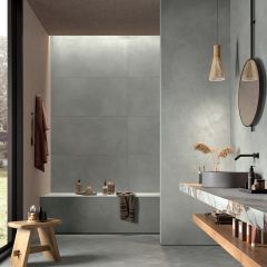 Clay Rectified Porcelain Floor & Wall Tile (Delight)