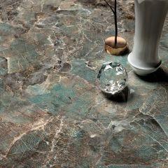 Cosmopolition Rectified Porcelain Floor & Wall Tile (Ammazzonite)