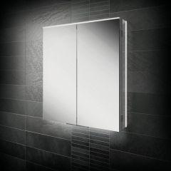 HIB Ether Illuminated Mirror Cabinet