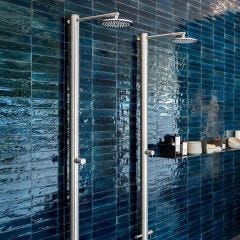 Look Glossy Porcelain Floor & Wall Tile 6x24cm