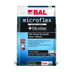 BAL Microflex Wide Joint Grout  (Grey)