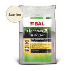BAL Micromax2 Flexible Tile Grout with Microban (Jasmine)