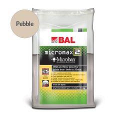 BAL Micromax2 Flexible Tile Grout with Microban (Pebble)