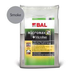 BAL Micromax2 Flexible Tile Grout with Microban (Smoke)