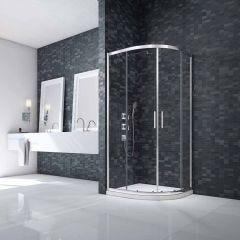 Merlyn Essence 8mm Framed 2 Door Quadrant Shower Enclosure