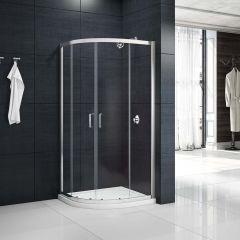 Merlyn Primo 6mm 2 Door Quadrant Shower Enclosure