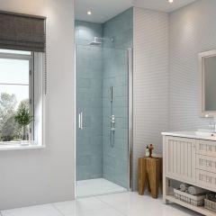 Merlyn Series 8 Frameless Pivot Shower Door