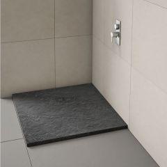 Merlyn Truestone Square 900mm Shower Tray