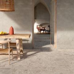 Eterna Rectified Porcelain Floor & Wall Tile (Mix Beige)