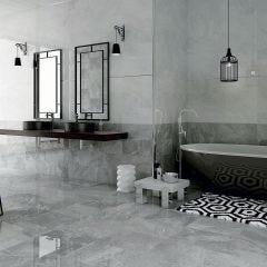 Ritz Glossy Porcelain Floor Tile