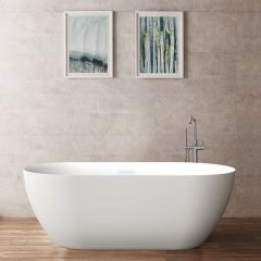 Adamsez Sorrento Free Standing Double Ended Bath