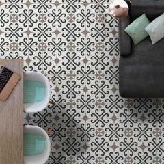 Derby Porcelain Floor & Wall Tile 45x45cm (Grey)