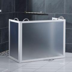 Essence 2 Panel Portable Door (White)