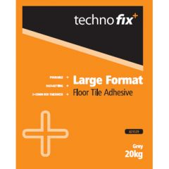 TechnoFix Large Format Adhesive Grey 20 kg