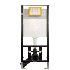 Fluidmaster T Series Slim 1.15m Toilet Frame