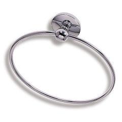 Metalia 1 Towel Ring (Chrome)