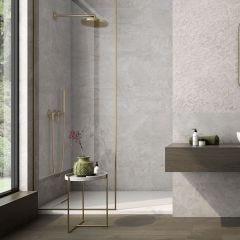 Symi Matt Ceramic Wall Tile (Cream)