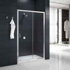 Merlyn 6mm Primo 1200mm Sliding Shower Door - Loft Height (1800mm)