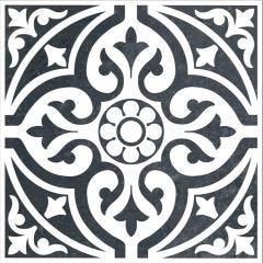 Ronda Ceramic Floor & Wall Tile 45x45cm (Black)