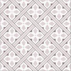 Alhambra Ceramic Floor & Wall Tile 45x45cm (Grey)