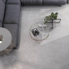 Savanna Rectified Porcelain Floor & Wall Tile 60x120cm (Grey)