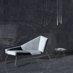 Marquina Rectified Porcelain Floor & Wall Tile 60x120cm