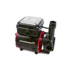 Grundfos SSR 2 bar PVC Positive Single Impeller Shower Pump