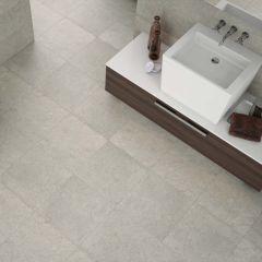 Concrete Ceramic Floor Tile 45x45cm (Perla)