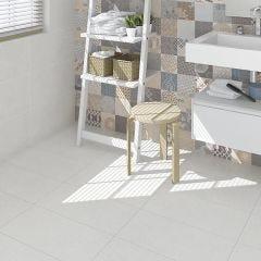 Alpha Porcelain Floor & Wall Tile 30x60cm (Light)