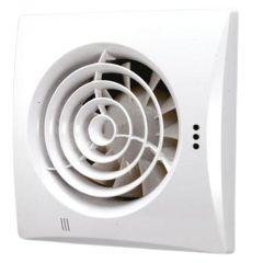 HIB Hush Fan with Timer (White)