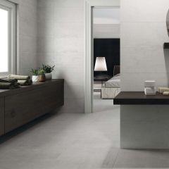 Progress Rectified Porcelain Floor & Wall Tile 60x60cm (Pearl)