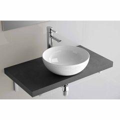 Salgar Seduction Extra Thin 390x150mm Countertop Basin