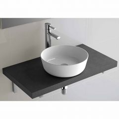 Salgar Desir Extra Thin 380x140mm Countertop Basin