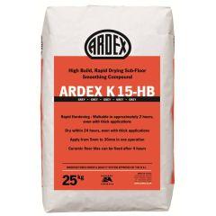 Ardex K 15 HB leveller 5-35mm 25kg