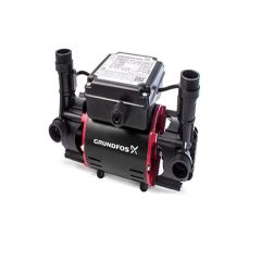 Grundfos STR2-2.0C PVC Positive Twin Impeller Shower Pump