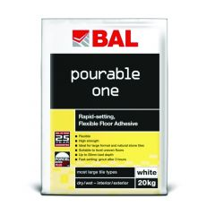 BAL Pourable One Adhesive 20 kg